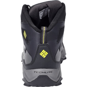 Columbia Peakfreak XCRSN II XCEL Mid Outdry Chaussures Homme, black/zour